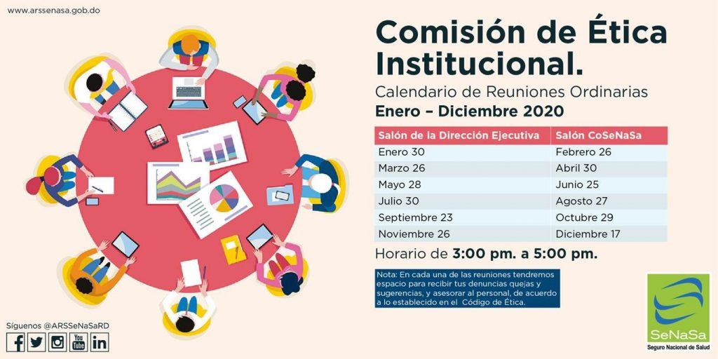 Comisión de ética institucional
