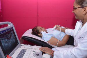 Jornada de detección cáncer de mama