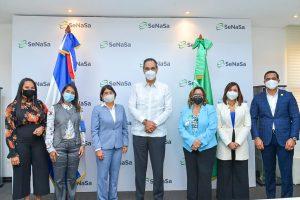 SeNaSa firma convenio con la Fundación Red de Misericordia