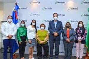 SeNaSa renueva alianza con la Fundación Gissell Eusebio